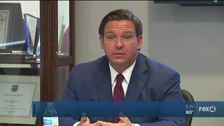Governor DeSantis holds mental health roundtable