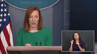 The White House Jan 25, 2021 -- Press Briefing by Press Secretary Jen Psaki