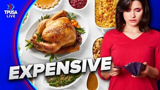 Thanksgiving Will Be The Most Expensive Meal Due to INFLATION
