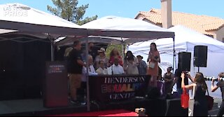 Nevada leaders celebrate Henderson Pride Parade with signing of bills