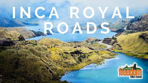 Inca Royal Roads Motorcycle Tour in Ecuador