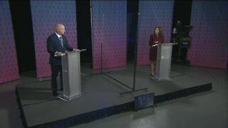 Kelly, McSally 2020 Senate debate
