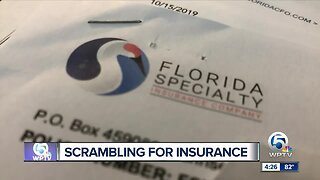 Scrambling for insurance