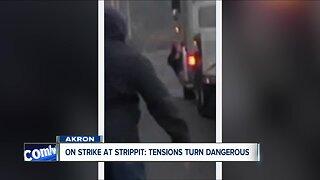 On Strike at Strippit: Tensions Turn Dangerous