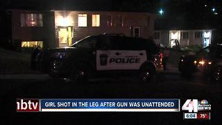 Police investigating after boy shoots sister