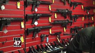 Mayor working to reduce gun violence