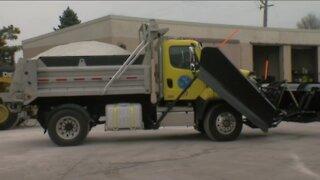 Crews prepare for Tuesday winter storm