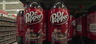 Dr Pepper supply shortage
