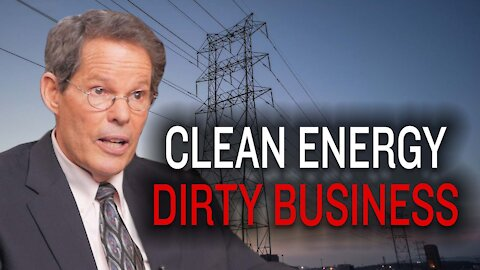 The Truth Behind California's Clean Energy - Jim Phelps