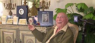 Las Vegas World War II veteran celebrates 100 birthday