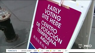 Record number of early voting totals