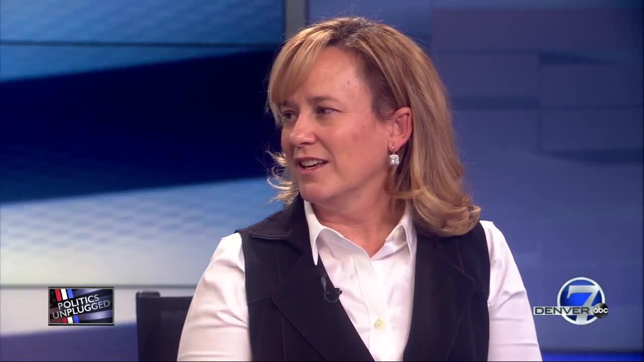 Politics Unplugged - Speaker KC Becker