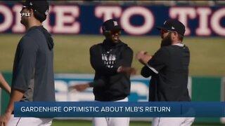 Ron Gardenhire optimistic about baseball's return