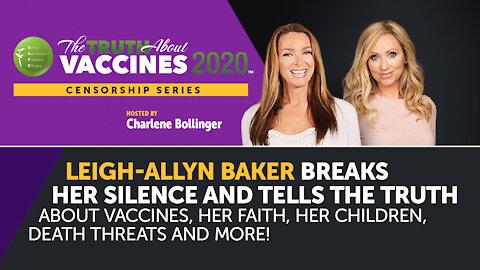 Leigh-Allyn Baker Breaks Her Silence & Tells The Truth, Her Faith, Her Children & Death Threats
