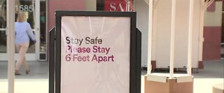 Premium outlet mall reopens in Las Vegas