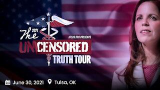 The Uncensored Truth Tour: Tulsa OK