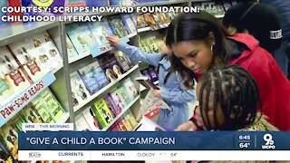 Scripps Howard Foundation campaign to give children books is back
