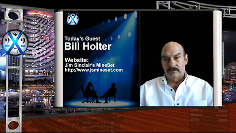 Bill Holter - People Can See How Dirty The Fed Is, The Economy Is Failing Under [JB] Watch