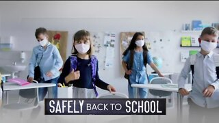 Safely Back to School special
