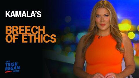 Kamala's Breech of Ethics