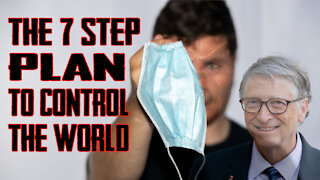 The 7 Step Plan To Control The World
