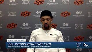 OSU takes down Iowa State