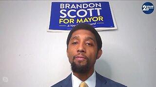 Baltimore Mayoral candidate Brandon Scott on the BPD budget