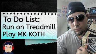 Mortal Kombat BUT on a Treadmill??