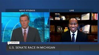7 UpFront: US Senate race in Michigan