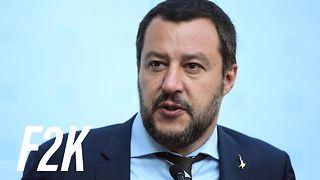 Las 3 protestas más creativas VS Salvini