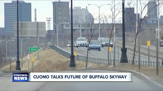 Cuomo talks future of Buffalo skyway