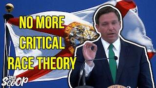 Gov. Ron DeSantis Slams Critical Race Theory As Unsubstantiated