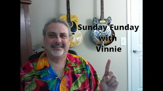 It's Sunday Funday at the World According to Vinnie. Let's talk Cigars,Music, and Absurd News Ep. 7