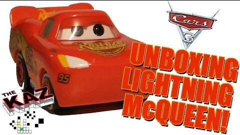 Lightning McQueen Funko Pop Unboxing
