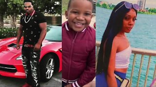 Person of interest being questioned in murder of 6-year-old boy, woman in Warren