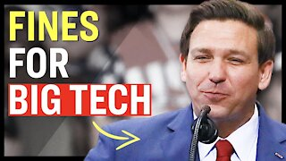 Governor: Big Fines Coming Against Big Tech Censorship | Facts Matter