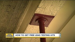 How to get free lead testing kits