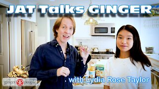 JAT Talks The Ginger People Products
