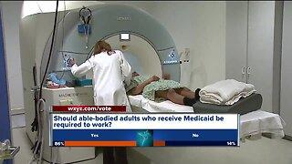 Federal judge invalidates Michigan's Medicaid work requirements