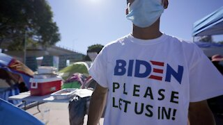 Biden Administration Faces Influx Of Children At U.S-Mexico Border
