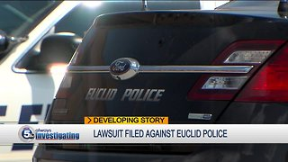 Lawsuit filed against Euclid police