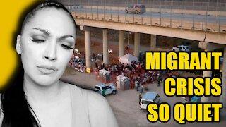 Migrant crisis so quiet..