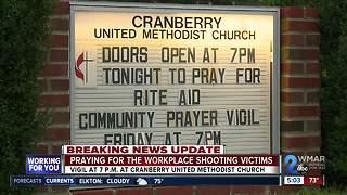 Community prayer vigil planned after Aberdeen workplace shooting