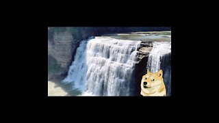 Doge Falls