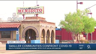 How South Tucson endures the impact of social distancing