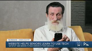 The Rebound Green Country: Website helps seniors learn to use technology