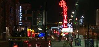 Future of downtown Las Vegas