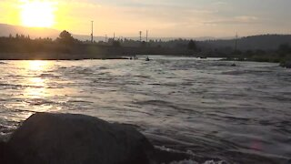 Kelly's Whitewater Park continues to be a paradise for paddlers