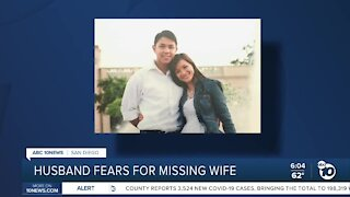 Husband fears for missing Chula Vista wife