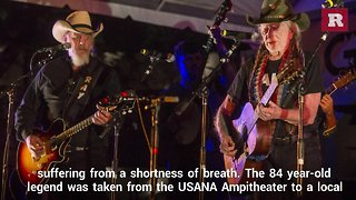 Willie Nelson Forced To Cut Concert Short Due To Breathing
